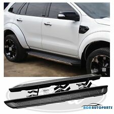 Heavy Duty Side Steps For Ford Ranger 2012-2018 Dual Cab PX1 MK2 4X4 Mazda BT50