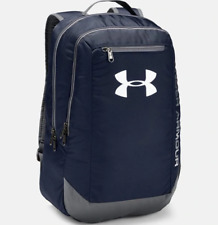 Under Armour Hustle LDWR 2018 Backpack School Gym Bag Blue