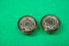 Two American Phenolic UY 5 pin Black Bakelite Vacuum Tube Sockets