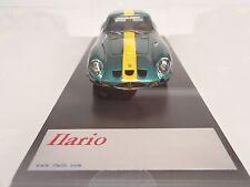 Ferrari GTO - Green w/ Yellow Stripe 1/43 by Ilario - 1962