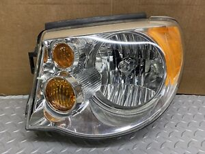 09-12 SUZUKI EQUATOR HEADLIGHT HEADLAMP LEFT DRIVER NICE OEM