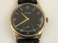 9carat Gold Eterna Manual Wind Watch