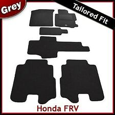 Honda FRV (2004 2005 2006 2007 2008 2009) Tailored Fitted Carpet Car Mats GREY