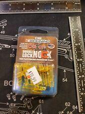 Bohning Blazer Double Lock Nock in Apricot - # 1003Ap