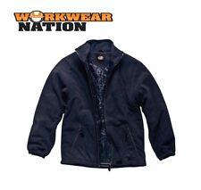 Cappotti e giacche da uomo blu in pile
