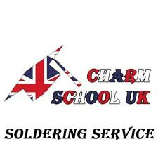 Charm School Uk Charm Soldering Service for 1 Charm Attachment