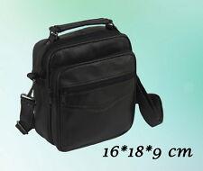 Herren Tasche Umhängetasche Arbeitstasche Laptop Schwarz 42 16 31