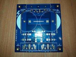 PCB for DC trap blocker filter for toroidal transformers (toroids) - v.3