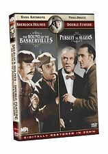 Sherlock Holmes: The Hound of the Baskervilles/Pursuit to Algiers Free Shipping