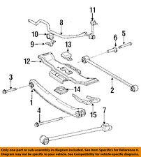 Lexus TOYOTA OEM 90-91 ES250 Rear Suspension-Adjust Cam 4840932020