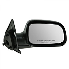 Fits 99-04 Grand Cherokee Right Passenger Mirror Manual Textured Black