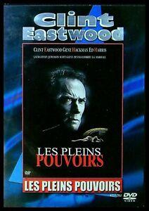 Dvd : Les pleins pouvoirs (Clint Eastwood)