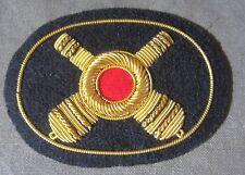 CIVIL WAR ARTILLERY HAT CAP KEPI INSIGNIA-SMALL