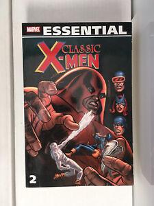 Essential Classic X-Men vol 2. Paperback. Marvel Comics