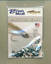 Baitfish Heads. Fish Skull. Material montaje moscas