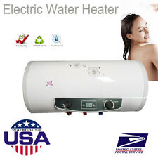 Electric Hot Water Heater Warmer Tank Bathroom Shower 50L 13 Gallon Home House