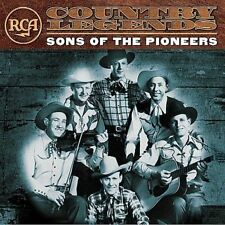 RCA Country Legends by The Sons of the Pioneers (CD, Jun-2004, BMG Heritage)