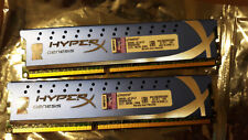 New listing Kingston HyperX Genesis 8Gb (2 x 4Gb) 1600 Mhz Ddr3 240-Pin Khx1600C9D3K2/8Gx