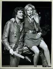 "David Hasselhoff Catherine Hickland Knight Rider Original 7x9"" Photo #J1855"