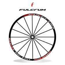 kit adesivi fulcrum RED METAL XRP per cerchi mtb stickers wheel