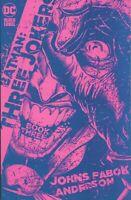 Batman Three Jokers #3 Jason Fabok Incentive Purple Variant 1:25 DC Comics