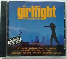 Girlfight Soundtrack Cd Fat Joe Remy Martin Cole Ness Stevie J Santana K-Os WoW!