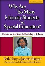WHY ARE SO MANY MINORITY STUDENTS IN SPECIAL EDUCATION? - HARRY, BETH/ KLINGNER,