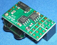 Real Time Clock (RTC) module for Raspberry Pi with temperature sensor & passthru