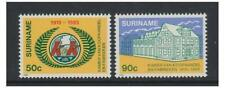 Surinam - 1985 Commerce & Industry set - MNH - SG 1232/3