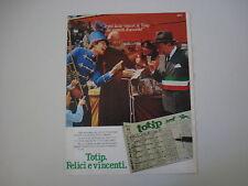 advertising Pubblicità 1983 TOTIP