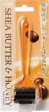 JAPAN VESS FACE/FACIAL MASSAGE BEAUTY ROLLER SHEA BUTTER&HONEY(SKIN BEAUTY CARE)