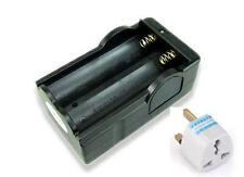 18650 Smart Cargador Doble Para 18650 Baterías Recargables