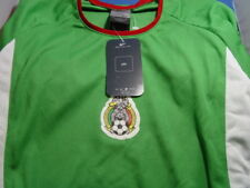 NWT NIKE MEXICO NATIONAL TEAM DRI-FIT Jersey SIZE L