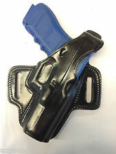 Galco FLETCH Holster Ruger P90, P85, P89, P94, Left Hand Black, Part # FL439B