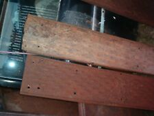 1920's MODEL T RUNNING BOARD SET RAT ROD SHORTER
