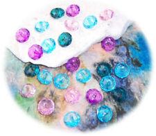 Glasperlen im Stil Facettierten & kugeln, Rondell Perlen