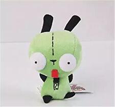 Alien Invader Zim Dog Suit Gir Mini Robot Soft Plush Stuffed Doll 5.5inch