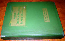 1938-1950 CHEVY FORD IH DODGE GMC TRUCK SHOP MANUAL Book 49 48 47 46 39 40 41 42