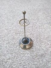 Edwardian Silver Plated Hatpin Stand