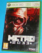 Metro 2033 - Microsoft XBOX 360 - PAL