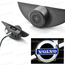 CCD Front View Camera Logo Embedded Waterproof for Volvo S60 S80 V60 XC60 XC90