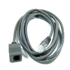 Cat5e RJ45 Ethernet Network Lead LAN Extension Cable 2m UK