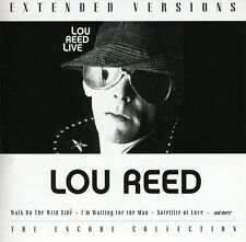 Lou Reed - Extended Versions [New CD]