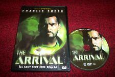 DVD THE  ARRIVAL AVEC CHARLIE SHEEN