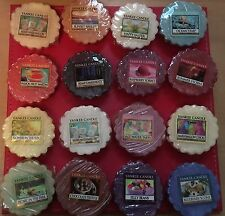 Yankee Candle USA Wax Tart (various Scents Available) Rare/retired/vhtf