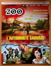 Magazine ZOO n° 57 NEUF (bande dessinée) L'autoroute Sauvage Sfar Star Wars