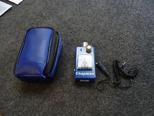 Chapman EOS 100 Electrostatic Meter + Probe & Case ESD Field Meter