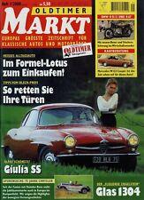Markt 1/00 2000 Glas 1304TS Lotus 51R BMW R51/3 67/3 Mercedes C123 Taurus Diesel