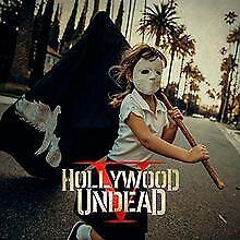 """Five """"V"""" von Hollywood Undead   CD   Zustand sehr gut"""