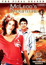 McLeod's Daughters Final Season 8 (6 x DVDs, 20007) Box Set NEW SEALED PAL R2